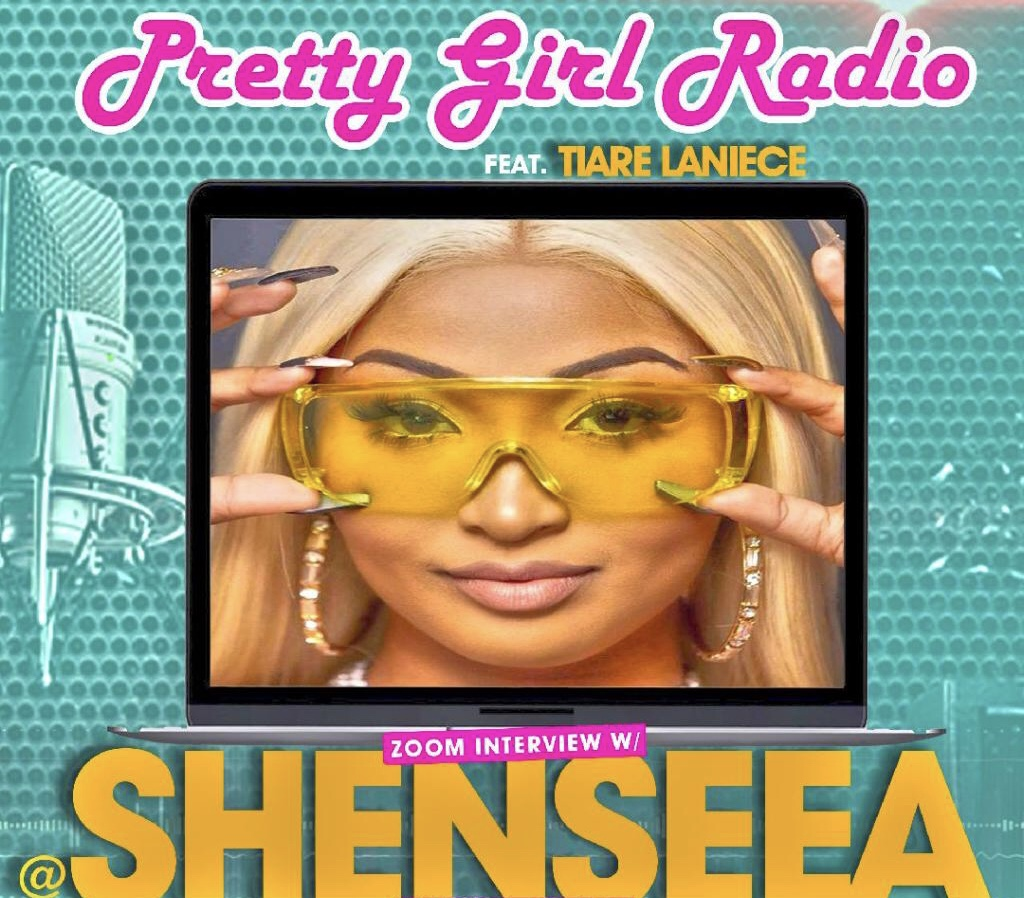 Shenseea Interview