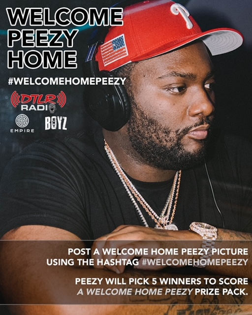 welcome home peezy