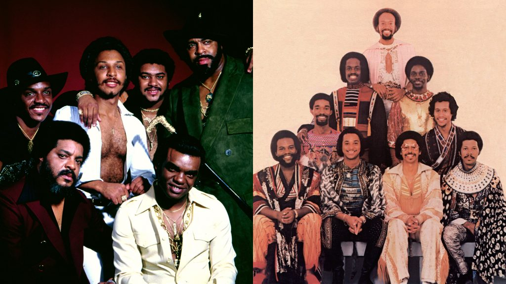 earth wind and fire the isley brothers