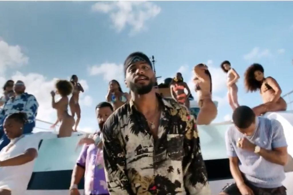 body in motion video khaled
