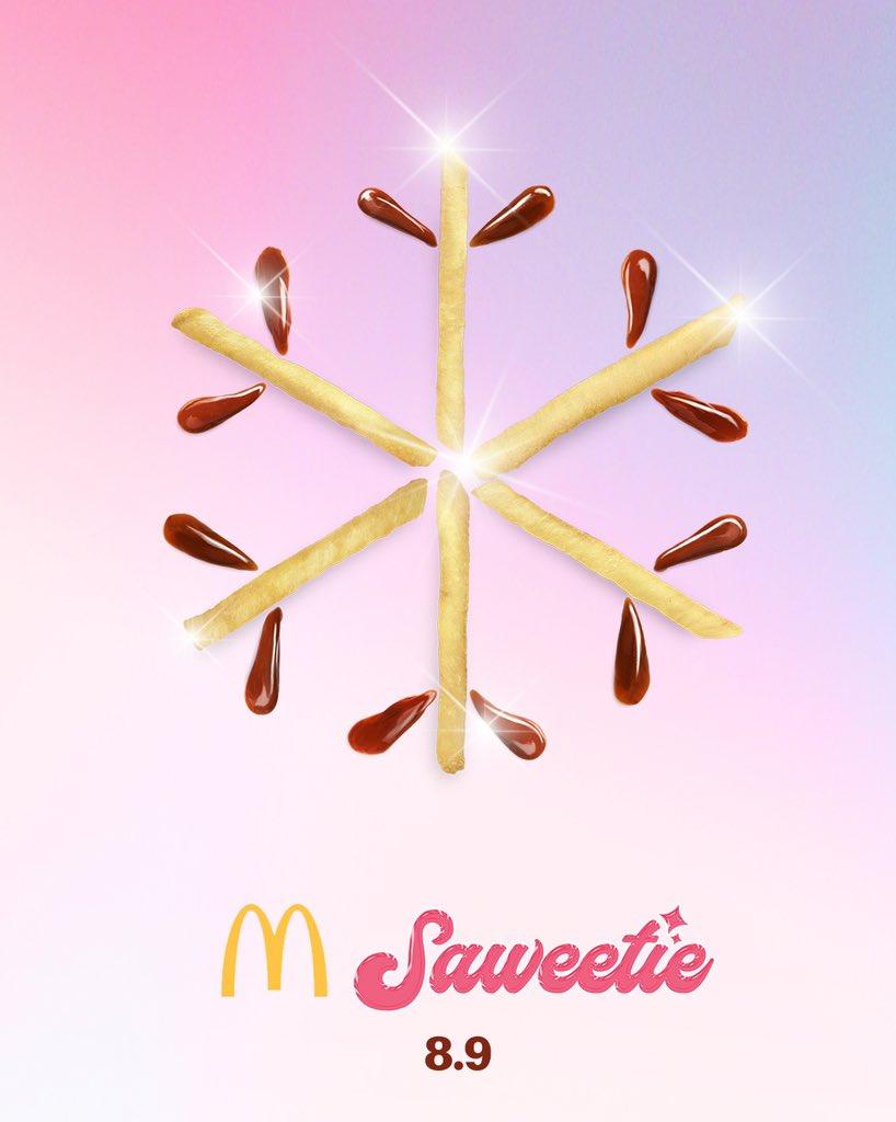 saweetie mcdonald's