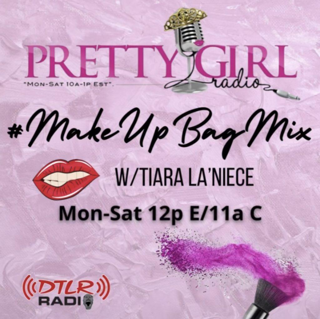 make up bag mix tiara laniece
