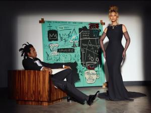 jay-z beyonce about love basquiat