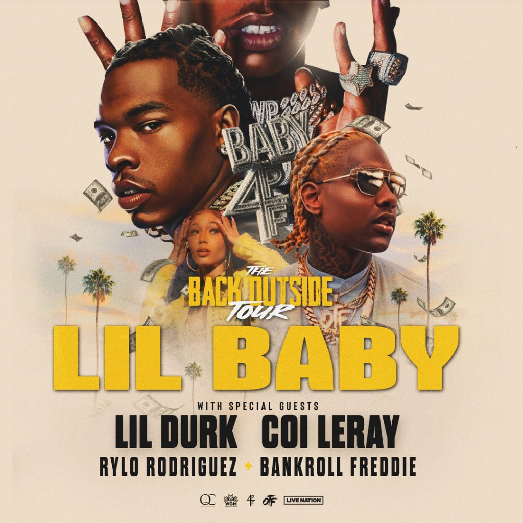 lil baby back outside tour