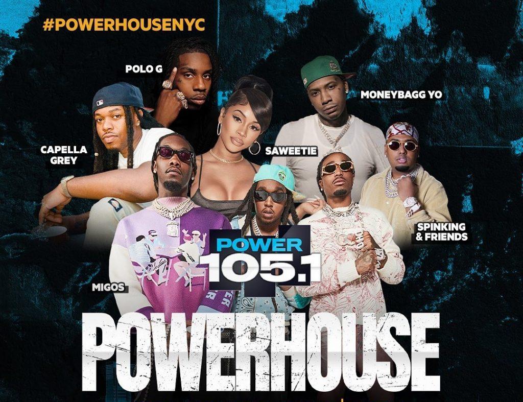 powerhouse 2021