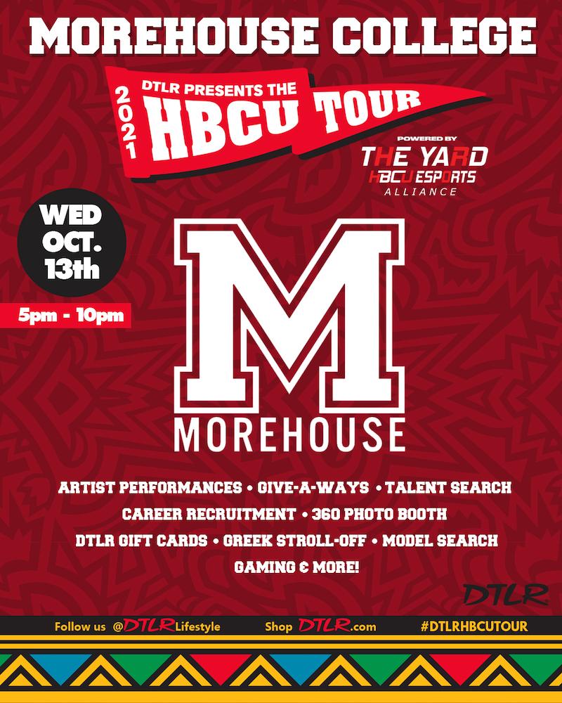 morehouse recap dtlr tour